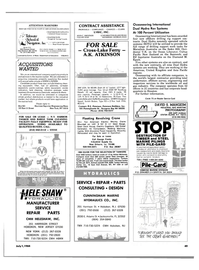 Maritime Reporter Magazine, page 47,  Jul 1984 Arthur Mckenzie