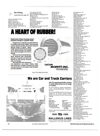 Maritime Reporter Magazine, page 12,  Jul 15, 1984 Ohio