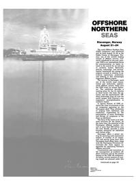 Maritime Reporter Magazine, page 14,  Jul 15, 1984 Offshore Northern Seas