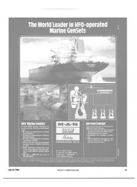 Maritime Reporter Magazine, page 15,  Jul 15, 1984