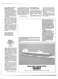 Maritime Reporter Magazine, page 33,  Jul 15, 1984 Texas
