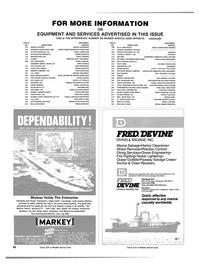 Maritime Reporter Magazine, page 40,  Jul 15, 1984