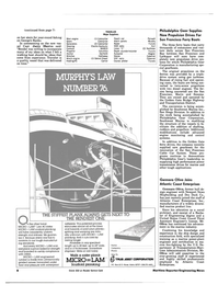 Maritime Reporter Magazine, page 6,  Jul 15, 1984