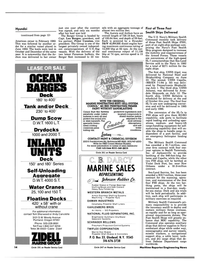Maritime Reporter Magazine, page 12,  Aug 1984