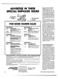 Maritime Reporter Magazine, page 16,  Aug 1984