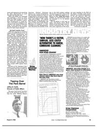 Maritime Reporter Magazine, page 23,  Aug 1984 Elizabeth Dole