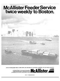 Maritime Reporter Magazine, page 1,  Aug 1984
