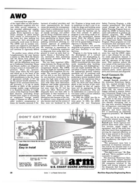 Maritime Reporter Magazine, page 28,  Aug 1984