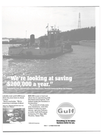 Maritime Reporter Magazine, page 33,  Aug 1984