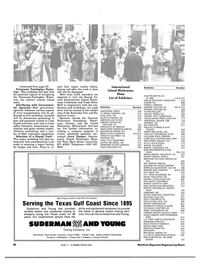 Maritime Reporter Magazine, page 38,  Aug 1984 Indiana