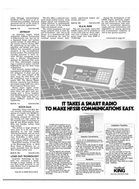 Maritime Reporter Magazine, page 41,  Aug 1984