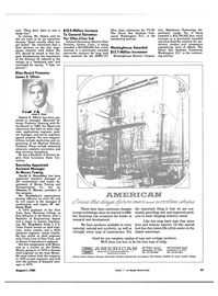 Maritime Reporter Magazine, page 45,  Aug 1984 Louisiana