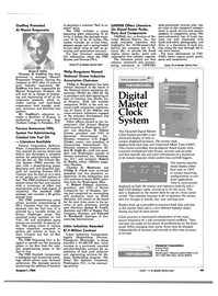 Maritime Reporter Magazine, page 47,  Aug 1984 Massachusetts