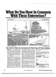 Maritime Reporter Magazine, page 48,  Aug 1984 bulk transportation