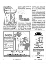 Maritime Reporter Magazine, page 52,  Aug 1984 Texas