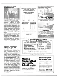 Maritime Reporter Magazine, page 5,  Aug 1984 Maine