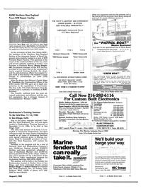 Maritime Reporter Magazine, page 5,  Aug 1984 Maine