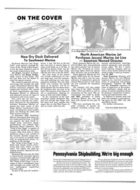 Maritime Reporter Magazine, page 10,  Aug 15, 1984 California