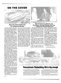Maritime Reporter Magazine, page 10,  Aug 15, 1984