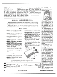 Maritime Reporter Magazine, page 12,  Aug 15, 1984 Mississippi