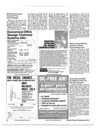 Maritime Reporter Magazine, page 16,  Aug 15, 1984 Washington