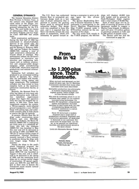 Maritime Reporter Magazine, page 21,  Aug 15, 1984