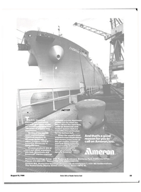 Maritime Reporter Magazine, page 23,  Aug 15, 1984 service network