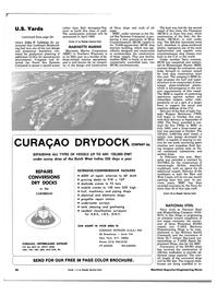 Maritime Reporter Magazine, page 24,  Aug 15, 1984 Caribbean