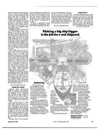 Maritime Reporter Magazine, page 25,  Aug 15, 1984