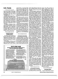 Maritime Reporter Magazine, page 26,  Aug 15, 1984 Virginia