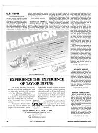 Maritime Reporter Magazine, page 28,  Aug 15, 1984 Alabama