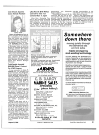 Maritime Reporter Magazine, page 33,  Aug 15, 1984 New Jersey