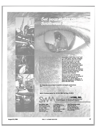 Maritime Reporter Magazine, page 35,  Aug 15, 1984 Terminal Island