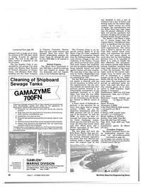 Maritime Reporter Magazine, page 38,  Aug 15, 1984