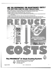 Maritime Reporter Magazine, page 39,  Aug 15, 1984 exterior decking systems