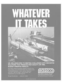 Maritime Reporter Magazine, page 43,  Aug 15, 1984 Shipbuilding Company