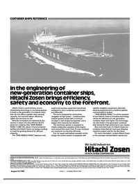 Maritime Reporter Magazine, page 45,  Aug 15, 1984 Two Allen Center