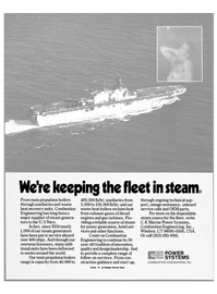 Maritime Reporter Magazine, page 3,  Aug 15, 1984 start-up