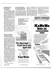 Maritime Reporter Magazine, page 49,  Aug 15, 1984 ESZ-10000