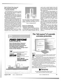 Maritime Reporter Magazine, page 51,  Aug 15, 1984 California