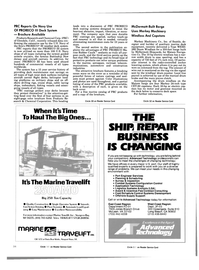 Maritime Reporter Magazine, page 52,  Aug 15, 1984