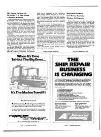 Maritime Reporter Magazine, page 52,  Aug 15, 1984
