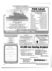 Maritime Reporter Magazine, page 54,  Aug 15, 1984 New Jersey