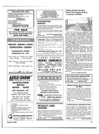 Maritime Reporter Magazine, page 55,  Aug 15, 1984 Gulf coast