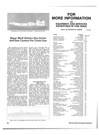 Maritime Reporter Magazine, page 56,  Aug 15, 1984 Massachusetts