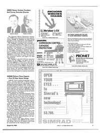 Maritime Reporter Magazine, page 5,  Aug 15, 1984