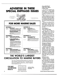 Maritime Reporter Magazine, page 6,  Aug 15, 1984