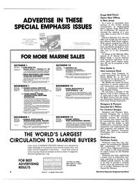 Maritime Reporter Magazine, page 6,  Aug 15, 1984 Massachusetts