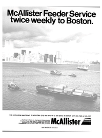 Maritime Reporter Magazine, page 1,  Sep 1984 McAllister Brothers Inc.