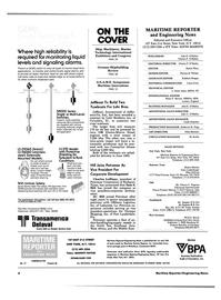 Maritime Reporter Magazine, page 2,  Sep 1984 Florida
